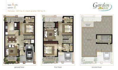 Image result for house designs plans 1st and 2nd floor ...