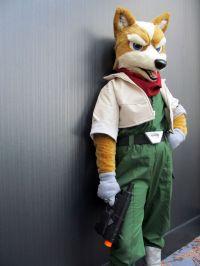 starfox dog costume ~ For StarFoxy | Fuzzy & Warm (8 ...