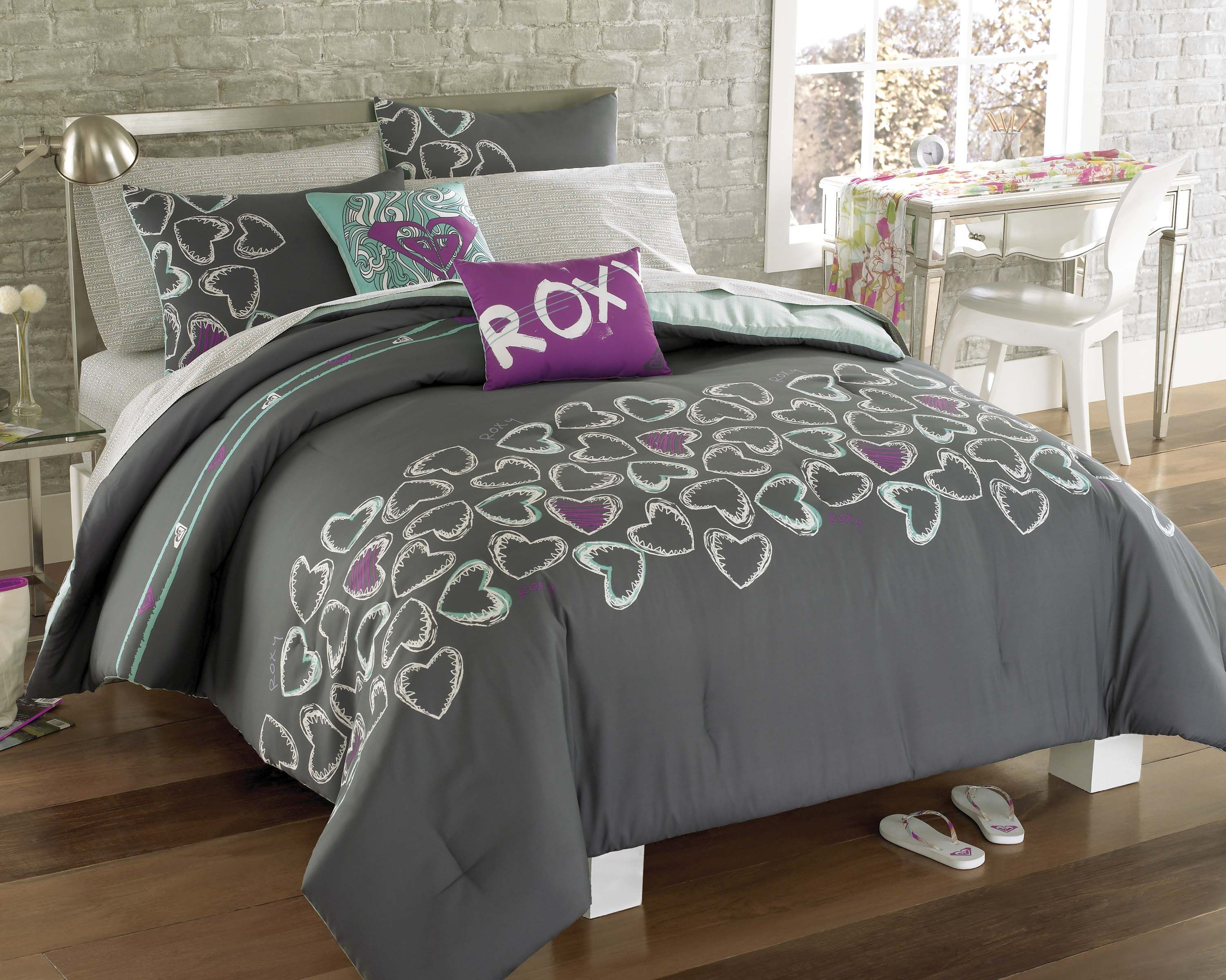 Roxy bedding heart and soul comforter sets bedding collections bed bath macy s bridal and wedding registry