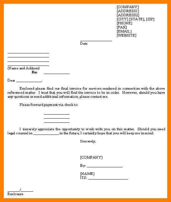 invoice for design services
