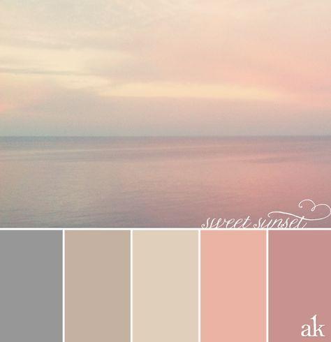 Color inspiration Color Combos Pinterest Wandfarben - farbmuster wandfarbe