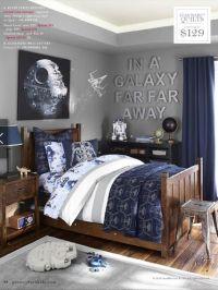 Star Wars Bedroom on Pinterest | Star Wars Bedding, Star ...