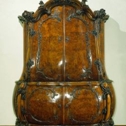 C 1750 1770 This Robust Cabinet Is the Epitome of Rococo Style The