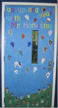 Mommy Blessings: Teacher Appreciation Door Decorations ...