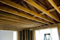 exposed ceiling joists to attic space   Stuff to Try ...