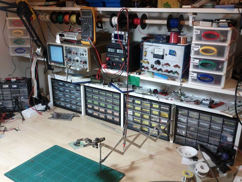 183 best Garage workshop images on Pinterest Garage workshop - home workshop ideas