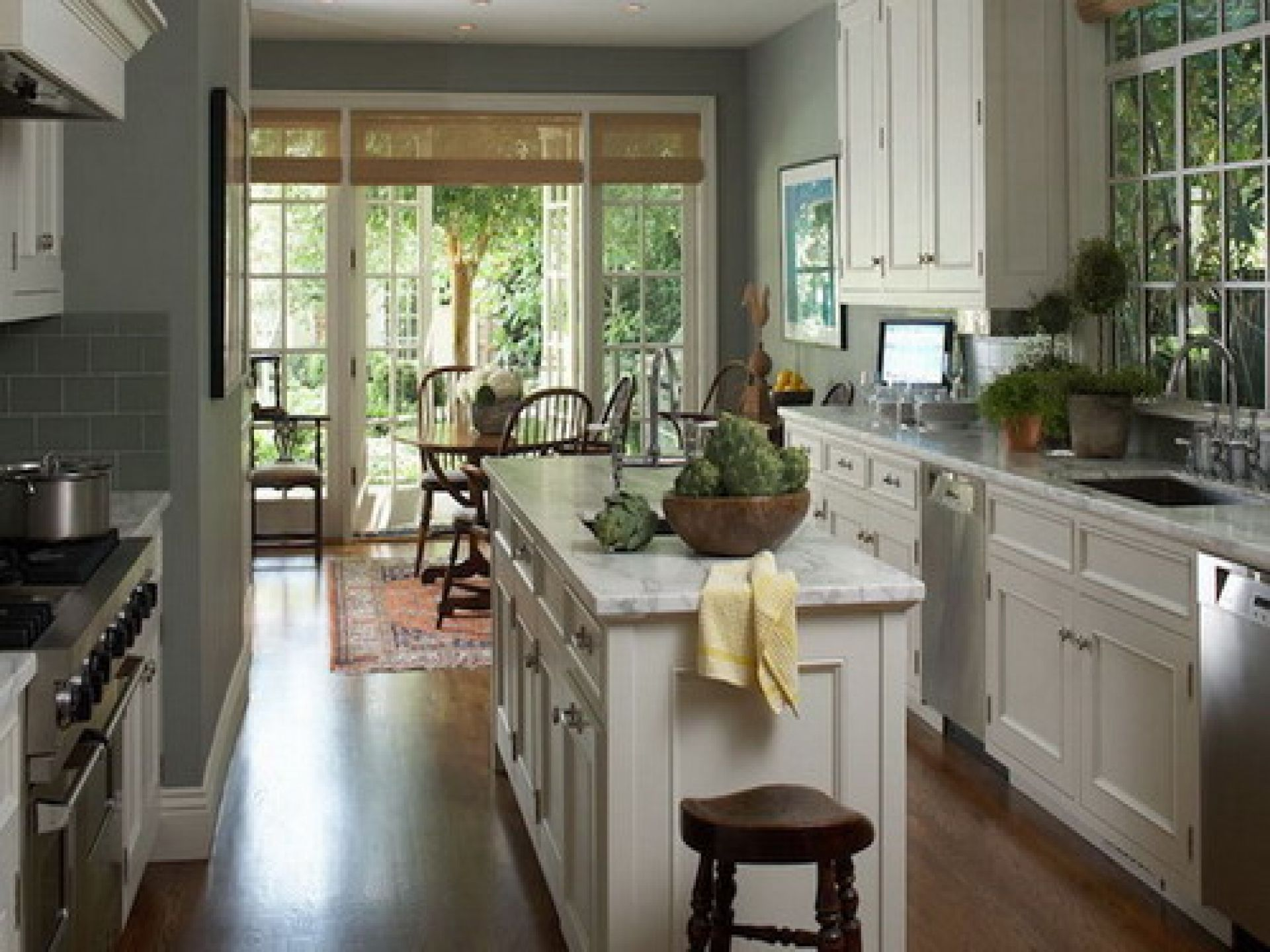 Grey Painted Kitchen Walls Blue Gray Kitchen Walls Grey Kitchen Wall Colors Combine
