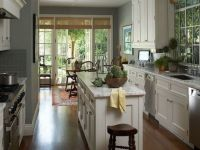 blue gray kitchen walls | Grey Kitchen Wall Colors Combine ...