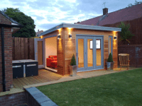 Small Shed Offices | Dawn from Decorated Shed talks about ...