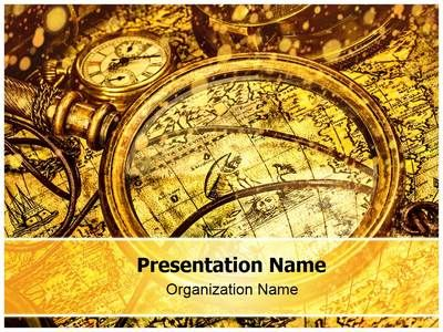 powerpoint templates history