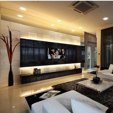 15 Modern Day Living Room TV Ideas Living rooms, TVs and Tv units - living room tv