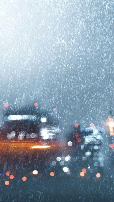 Heavy downpour #iPhone #5s #Wallpaper   http://www.ilikewallpaper.net/iphone-5-wallpaper/, get ...
