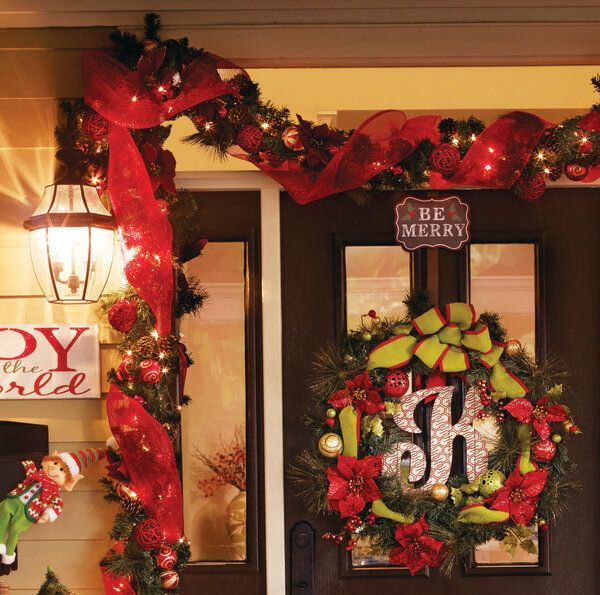 Decorating Your House for Christmas Garlands - kirklands christmas decor