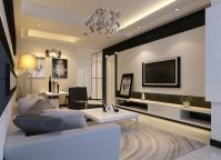 Feature Walls in Living Rooms | wall and ceiling ideas ...