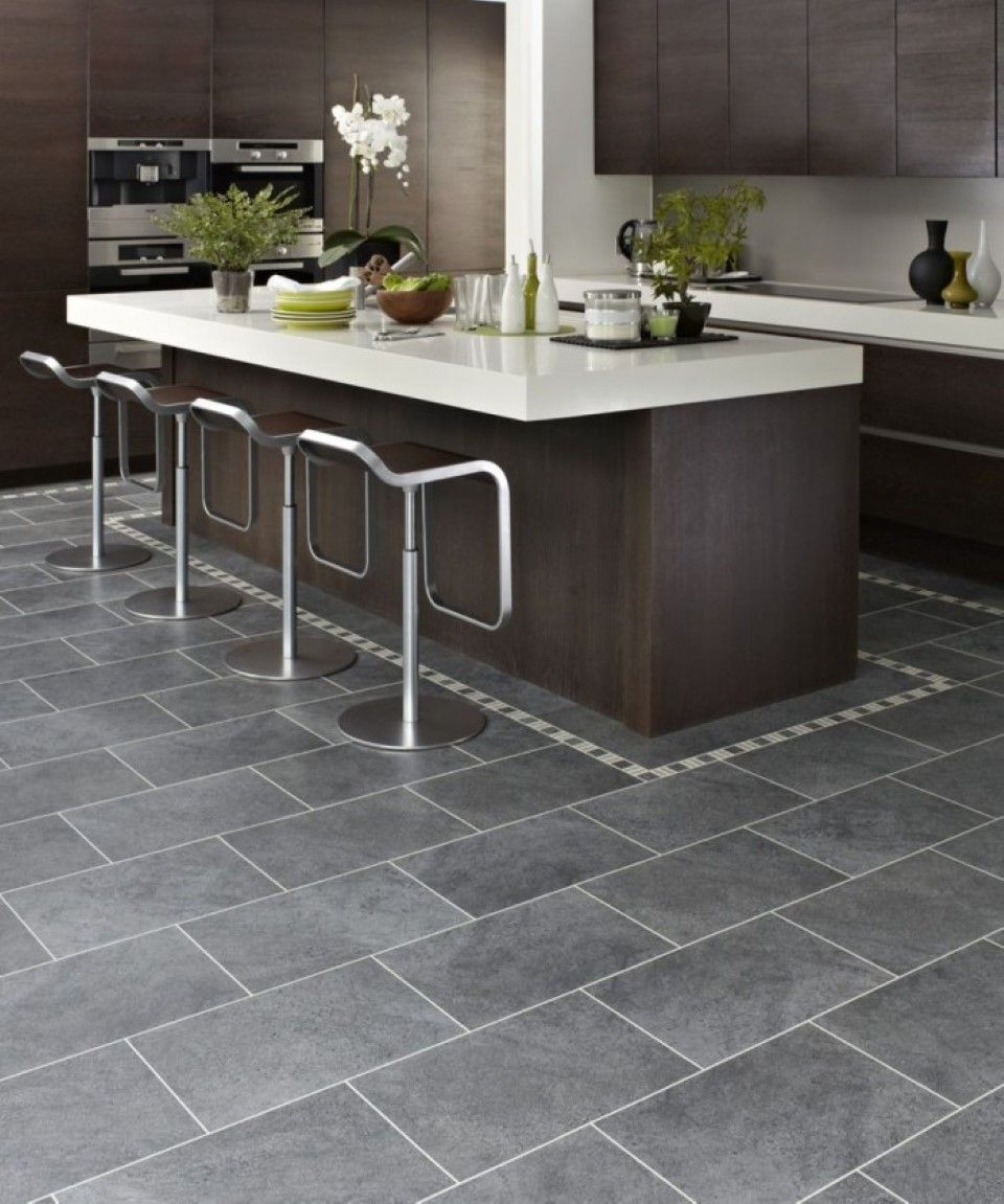 Kitchen Floor Ideas With Gray Cabinets Is Tile The Best Choice For Your Kitchen Floor? Consider