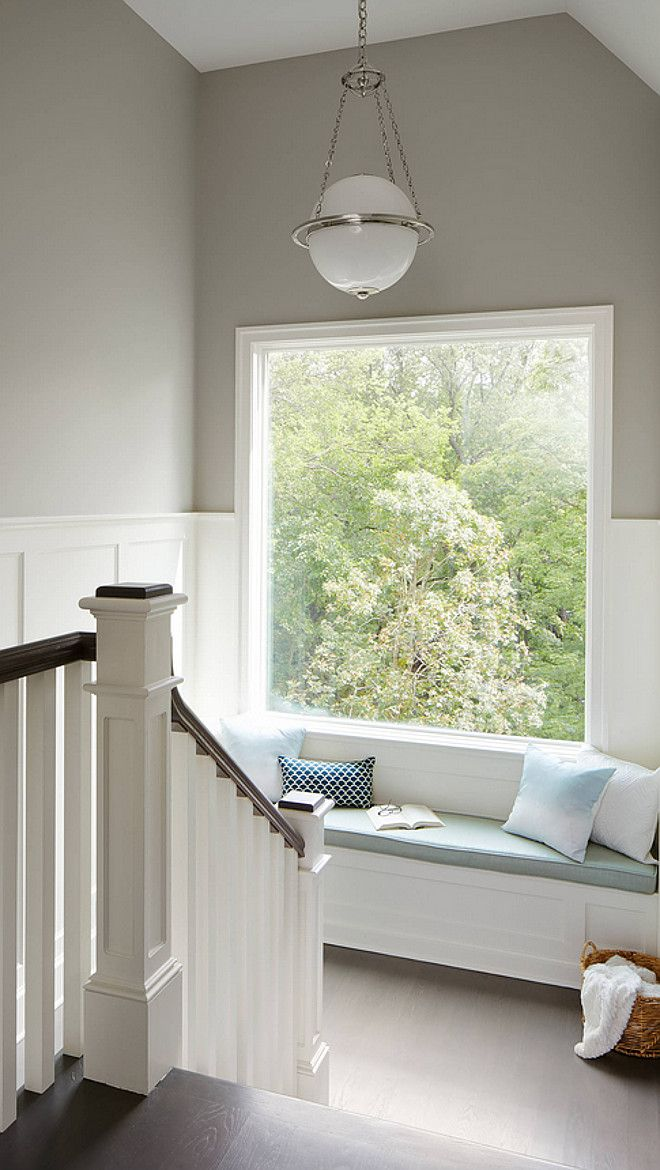 Sherwin Williams 7016- Mindful Gray Summit Signature Homes, Inc - mindful gray living room