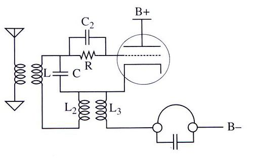 flyback transformer driver electronic circuit diagram