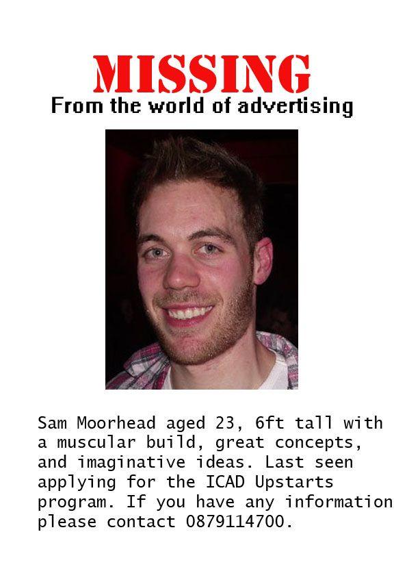Missing people posters cvlook03billybullockus