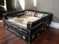 Dog Bed | Do It Yourself Home Projects from Ana White ...