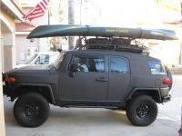 what is best kayak roof rack system - Page 2 - Toyota FJ ...