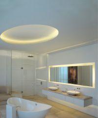 LED bathroom lighting idea   LED Soft Strip lights - by ...