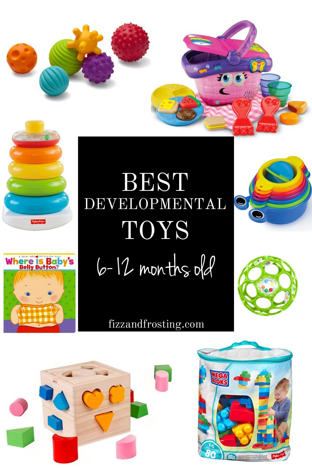 6 Month Old Baby Toys Educational Toys For Babies 6 12 Months Old Www