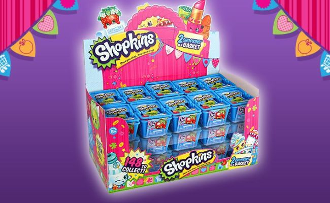 Cute Adorable Shopkins That You Can Get At Target Or Toys