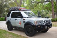 Roof Top Tent Rack for Land Rover Discovery 3 - 4x4 roof ...