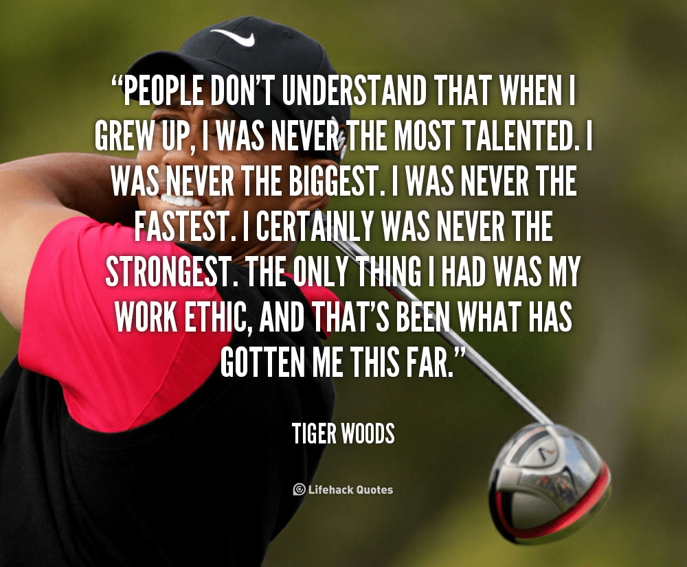 Tiger Woods Quote Wallpaper Tiger Quotes Strength Google Search Thinking Well