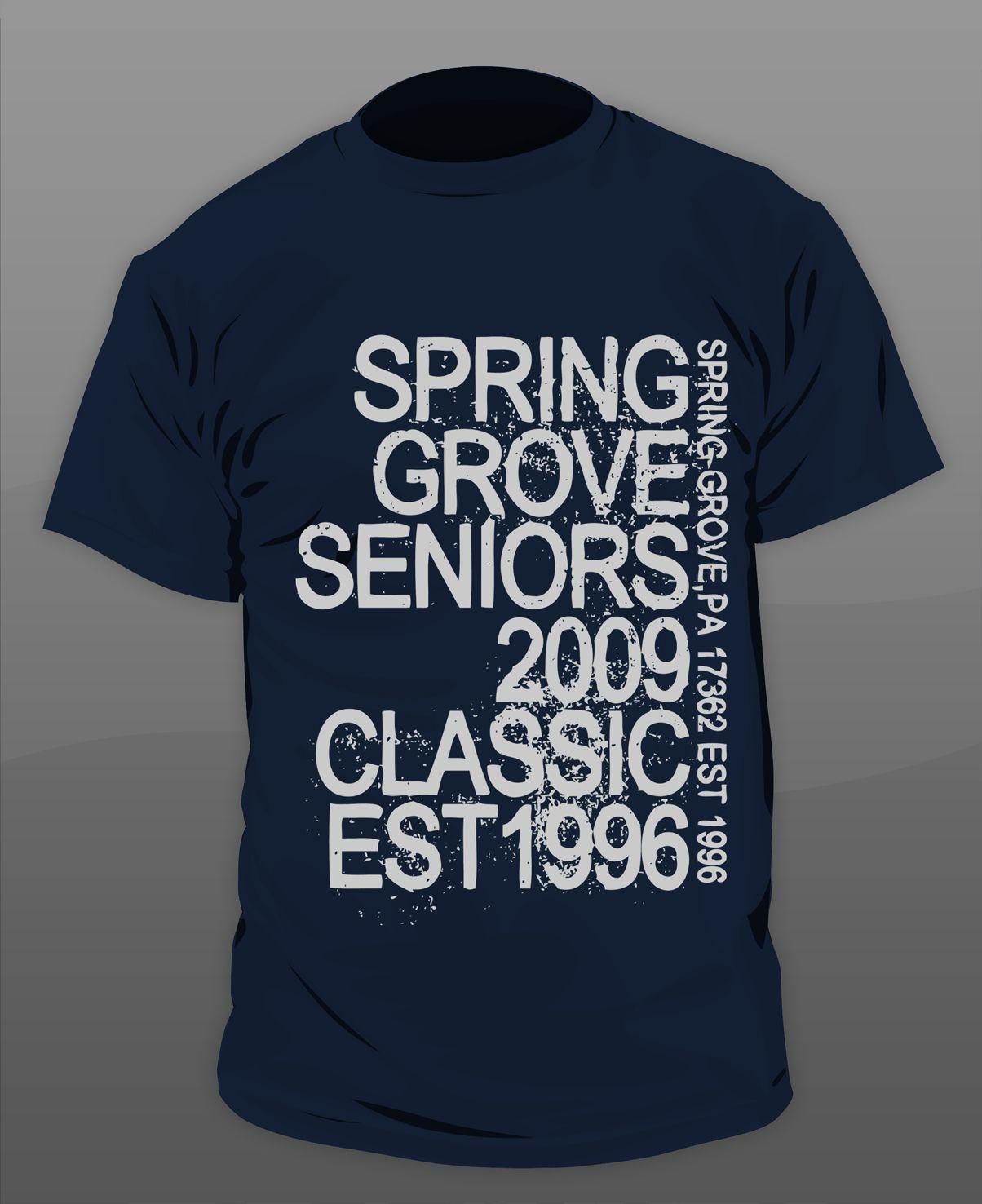 Senior t shirts senior class t shirts designs http gkgfx deviantart