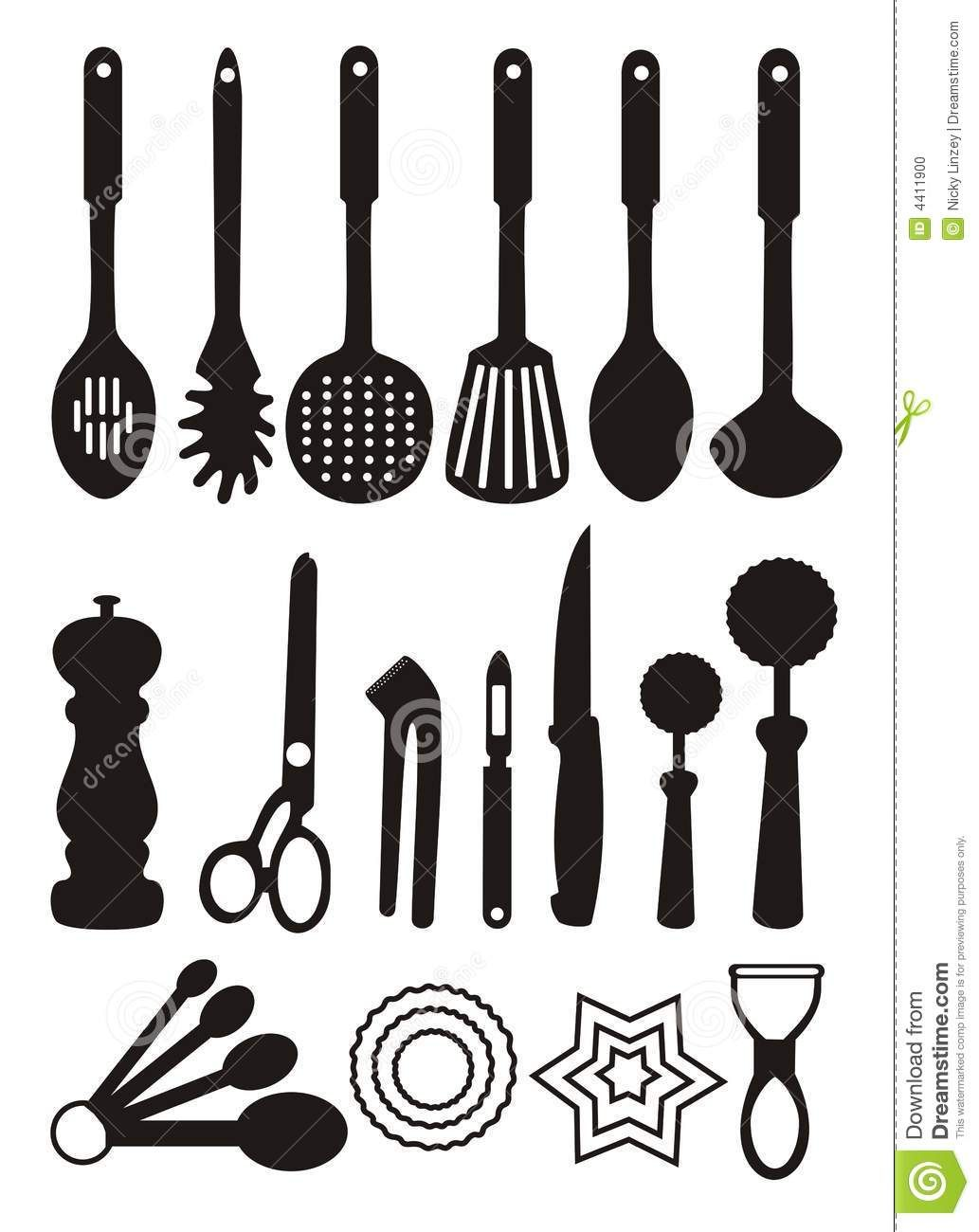Kitchen Gadgets Online Kitchen Tools Clip Art Free Large Images Baby
