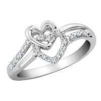 I hate promise rings with hearts in them, but this ring is ...
