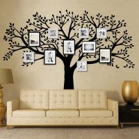 Buy MCTUM Brand Family Tree Wall Decals Vinyl Wall Decal ...