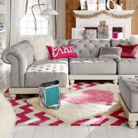 Cushy Roll-Arm Collection   PBteen oh wow it LOOKS comfy I ...