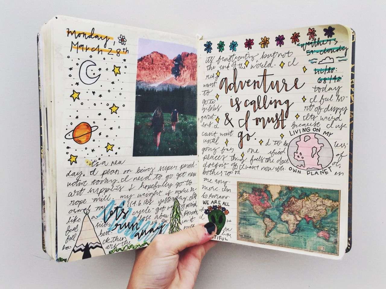 journal more