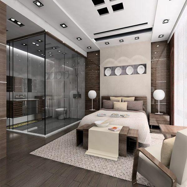 inneneinrichtung ideen schlafzimmer farbgestaltung - inneneinrichtungsideen wohnzimmer kuche