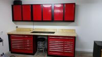 """Another 44"""" Harbor Freight Tool Box Wood Workbench - The ..."""