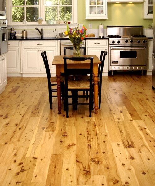 Cypress Hardwood Floors For The Kitchen Install Date 3 16