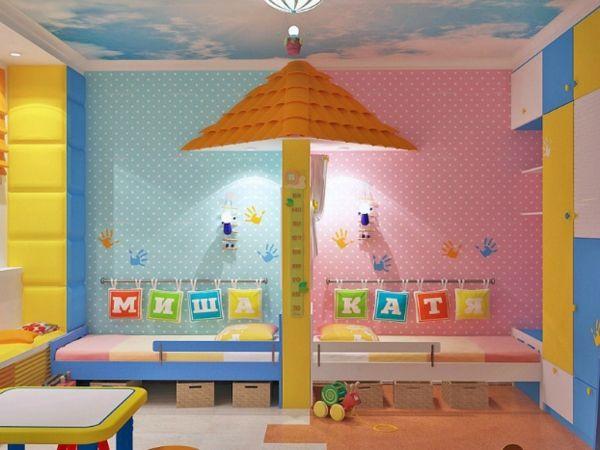 Kinderzimmer komplett gestalten u2013 wenn Junge und Mädchen einen - kinderzimmer gestalten junge