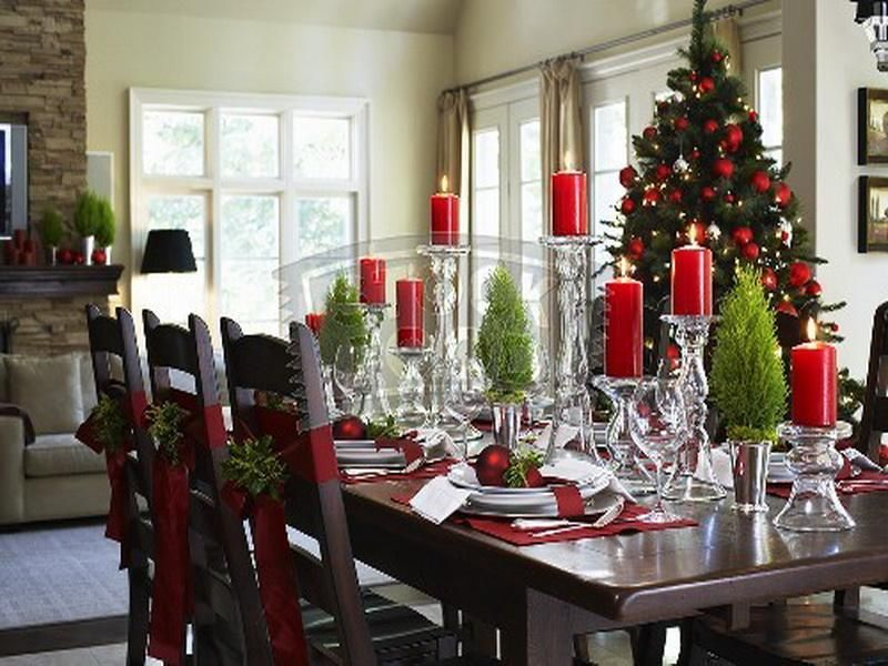 Kitchen Table Decorating Ideas Pictures Christmas Kitchen Table - kitchen table decorating ideas