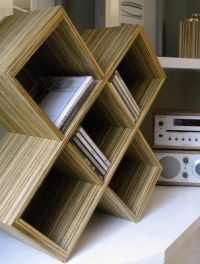 Cubeoid CD Rack - CD & DVD Racks   CD & DVD Storage   CD ...