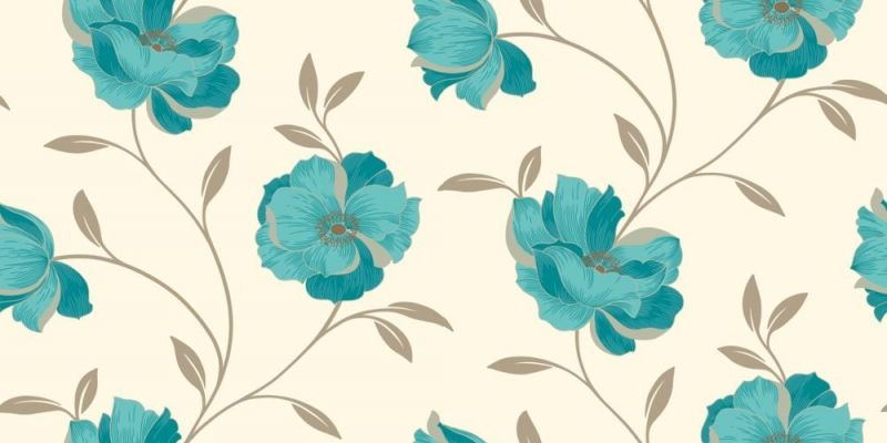 Lebron James Animated Wallpaper Download Teal Floral Wallpaper Gallery