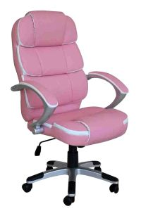 Light pink office chair | All things pink | Pinterest ...