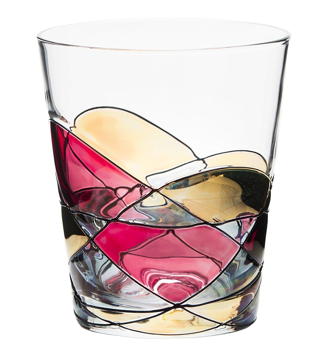 Drinking Glasses Designs Amazon Antoni Barcelona Drinking Glass 12oz Unique