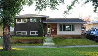 lighting a split level exterior - Google Search | The Ugly ...