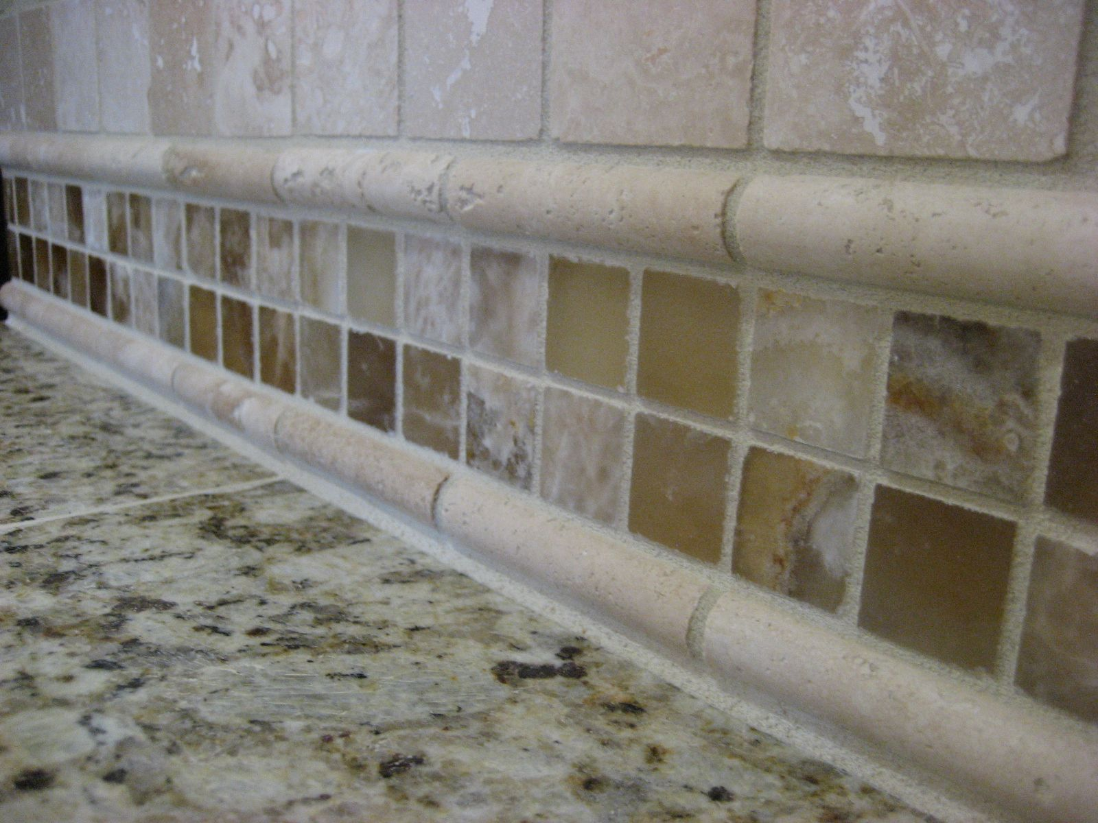 Gray Ceramic Tile Backsplash Decorative Tiles For Backsplash Sure Beats Our Old Quotfaux