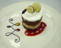 Cinnamon Ice Cream Cake by Heidilu22 on deviantART | Plate ...