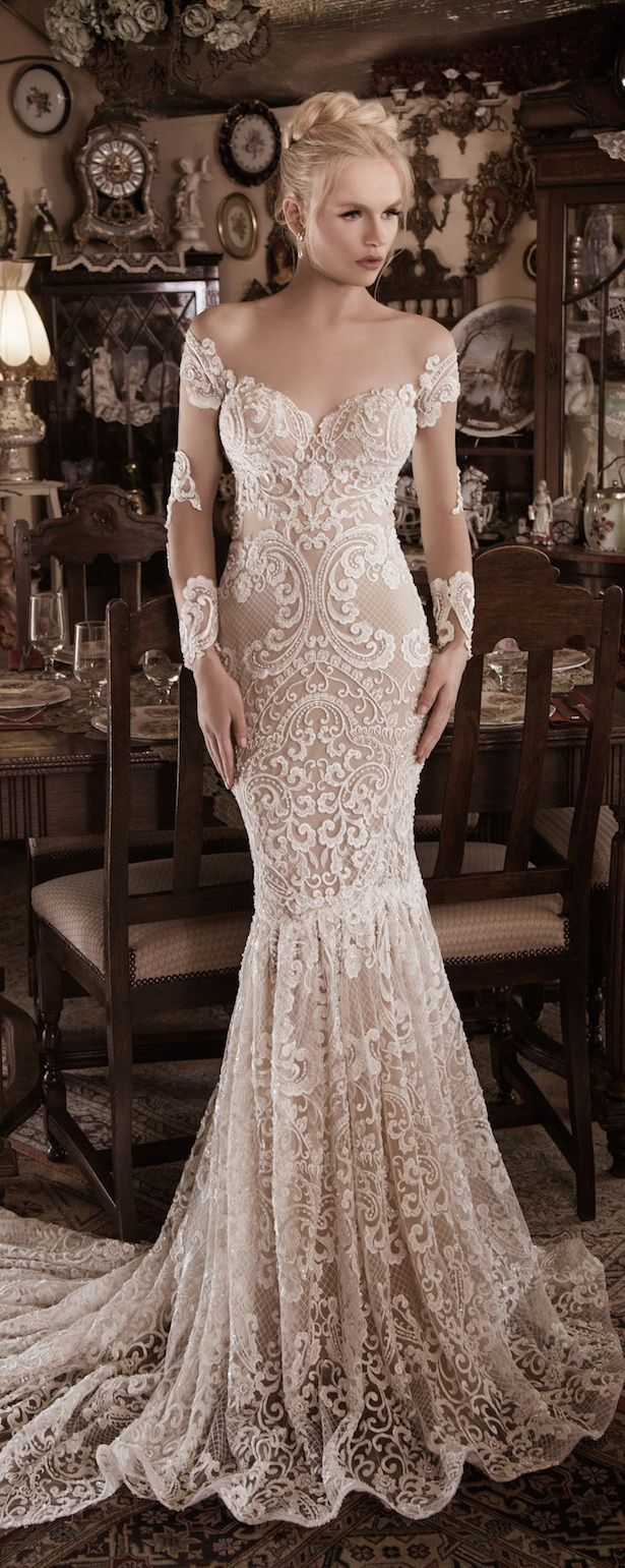 fall dresses for wedding Superior Naama and Anat Fall Winter Brial Collection Wedding Dresses