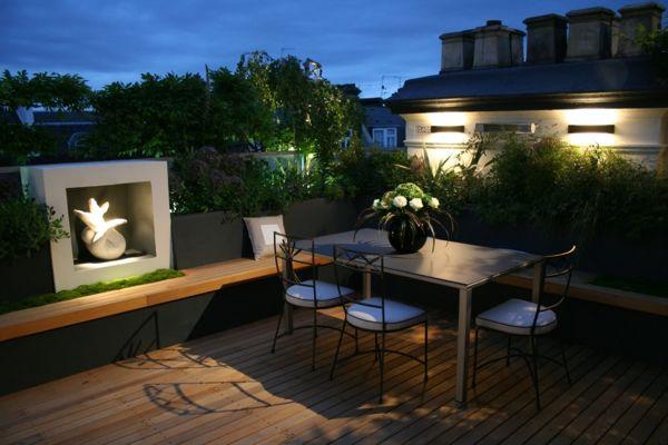 Terrassengestaltung Beispiele, die Sie inspirieren - Bilder - terrassengestaltung beispiele