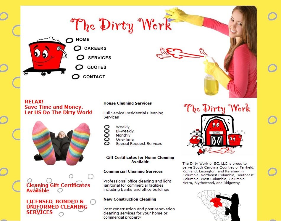 House Cleaning Services Some tips you should know about Maid - house cleaning flyer template
